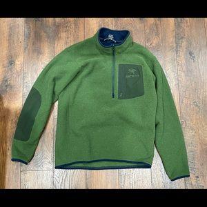 Arc'teryx Apache AR Zip Fleece Pullover - Men's